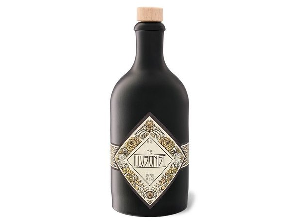 The Illusionist dry Gin 0,5 Liter